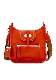 Dooney & Bourke Florentine Small Front Zip Crossbody Bag