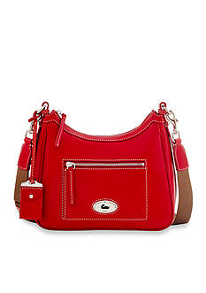 Dooney & Bourke Florentine Crossbody Hobo Bag