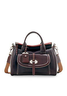 Dooney & Bourke Florentine Front Pocket Satchel