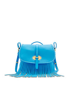 Dooney & Bourke Lulu Fiona fringe Crossbody Bag