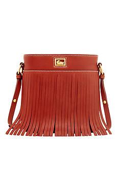 Dooney & Bourke Lulu Jessie Fringe Crossbody Bag