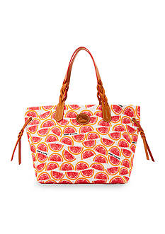 Dooney & Bourke Grapefruit Shopper