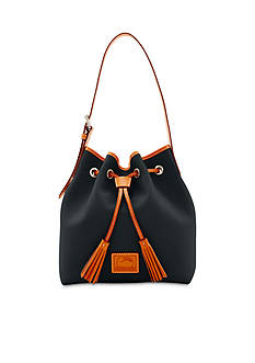 Dooney & Bourke Patterson Leather Aimee Drawstring Bag