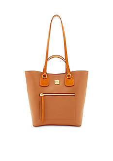Dooney & Bourke Raleigh Leather Jenny Bag