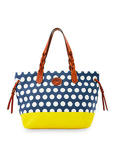 Dooney & Bourke Dot Shopper Bag