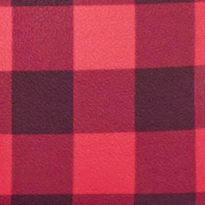 Trends - the EDIT: Plaid: Red Dooney & Bourke Buffalo Check Crossbody