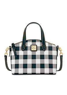 Dooney & Bourke Buffalo Check Mini Satchel