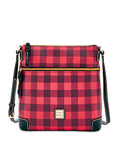 Dooney & Bourke Buffalo Check Crossbody