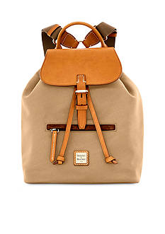 Dooney & Bourke Small Nylon Allie Backpack