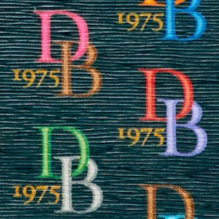 Handbags and Wallets: Black Black Dooney & Bourke Signature Mini Satchel Crossbody Bag