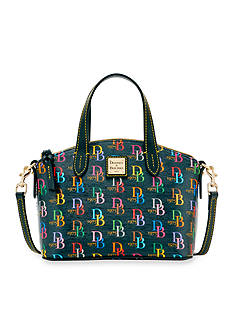 Dooney & Bourke Signature Mini Satchel Crossbody Bag