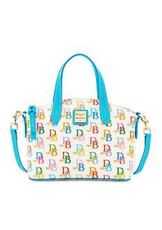 Dooney & Bourke Signature Mini Satchel Crossbody Bag