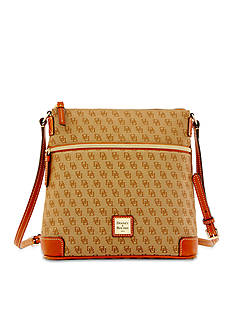 Dooney & Bourke Mini Signature Crossbody