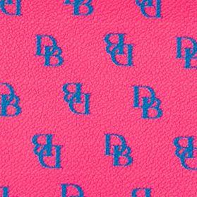 Handbags & Accessories: Designer Sale: Fuchsia Dooney & Bourke Gretta Shopper
