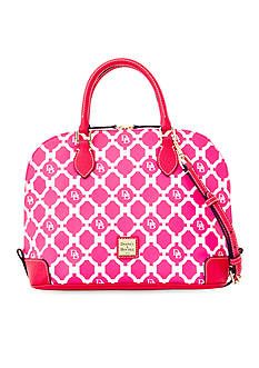 Dooney & Bourke Sanibel Zip Zip Satchel
