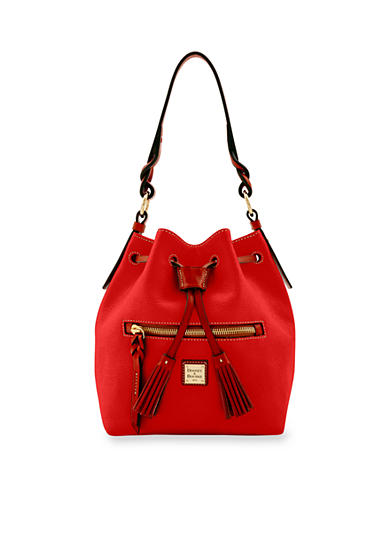 Dooney & Bourke Pebble Grain Small Logan