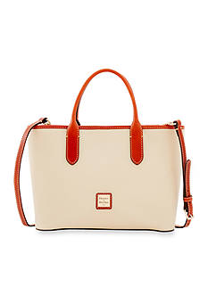 Dooney & Bourke Pebble Leather Brielle Tote