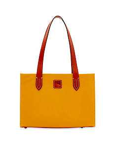 Dooney & Bourke Pebble Leather Small Shopper
