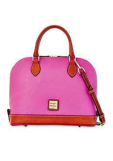 Dooney & Bourke Top Zip Satchel
