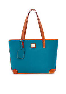 Dooney & Bourke Leather Charleston Shopper Bag