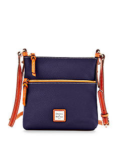 Dooney & Bourke Pebble Grain Letter Carrier