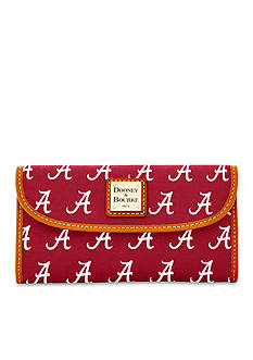 Dooney & Bourke Alabama Clutch Wallet