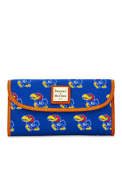 Dooney & Bourke Kansas Clutch Wallet