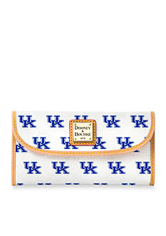 Dooney & Bourke Kentucky Clutch Wallet