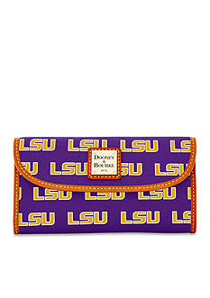 Dooney & Bourke LSU Clutch Wallet