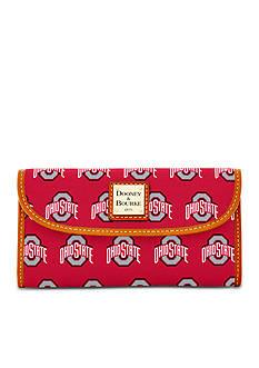 Dooney & Bourke Ohio State Clutch Wallet