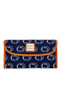 Dooney & Bourke Penn State Clutch Wallet