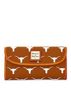 Dooney & Bourke Texas Clutch Wallet