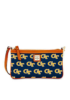 Dooney & Bourke Georgia Tech Wristlet