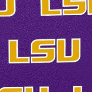 Handbags and Wallets: Purple Dooney & Bourke LSU Wristlet