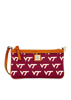 Dooney & Bourke VA Tech Wristlet