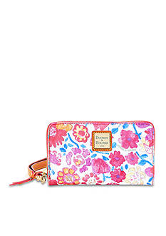 Dooney & Bourke Marabelle Zip Around Phone Wristlet