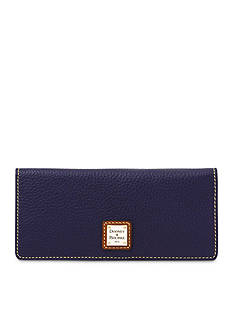 Dooney & Bourke Pebble Grain Slim Wallet