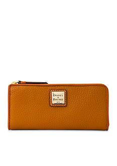 Dooney & Bourke Leather Zip Wallet