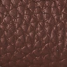 Designer Handbags: Chocolate Dooney & Bourke Pebble Leather Continental Clutch