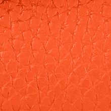 Designer Handbags: Persimmon Dooney & Bourke Pebble Leather Continental Clutch