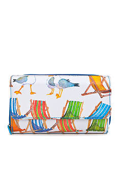 Mundi Beach Print My Big Fat Wallet