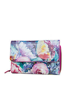 Mundi Midday Bloom Big Fat Wallet