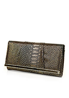 Jessica McClintock Addison Bar Clutch