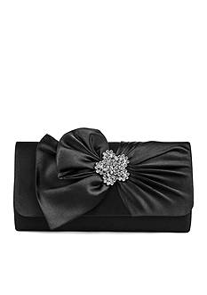 Mundi Satin Starburst Clutch