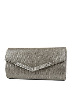 JESSICA MCCLINTOCK Champagne Evening Clutch
