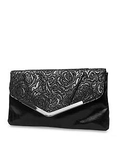 JESSICA MCCLINTOCK Arielle with Tapestry Flap