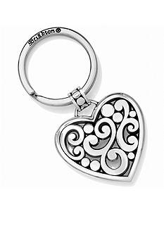 Brighton Contempo Heart Key Fobo