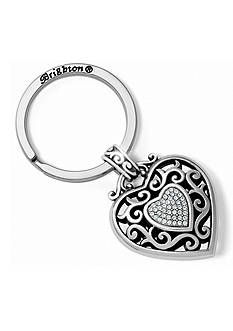 Brighton® Reno Heart Key Fob