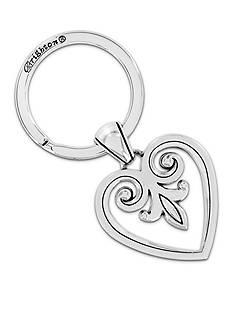 Brighton Palace Heart Key Fob