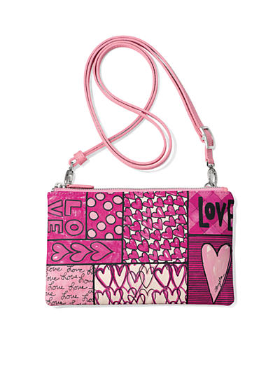 Brighton® Power of the Pink Mini Crossbody